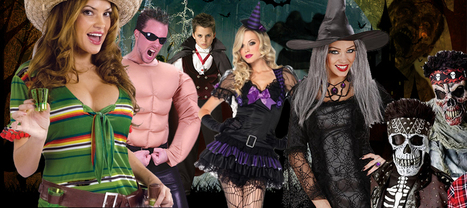 Last Minute DIY Halloween Costume Ideas 2016 | Costume Shop and Party Supplies Ireland  online | Scoop.it