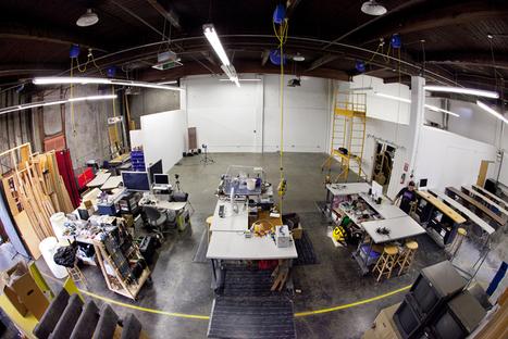 Comment faire émerger les Fab Labs en France ? » InnovationWeek ... | Adokpé | Scoop.it