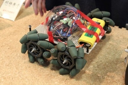 Tokyo Maker Faire 2013: Toys | Heron | Scoop.it