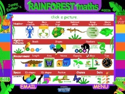 Rainforest maths | rainforest | Scoop.it