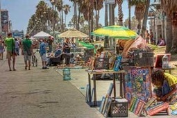 Will Boardwalk Crackdowns Turn Venice Into Santa Monica? | Around Los Angeles | Scoop.it