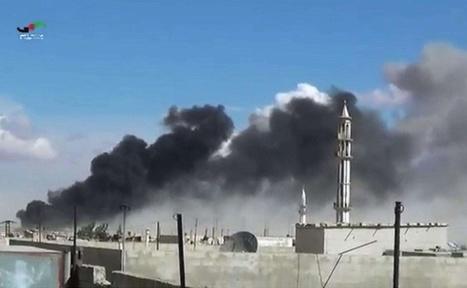 Syrie: Des frappes russes ont détruit un poste de commande de Daesh — 20minutes.fr | Pierre-André Fontaine | Scoop.it