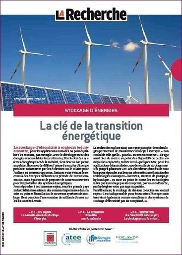 Les enjeux du stockage d'électricité   Environnement   Scoop.it