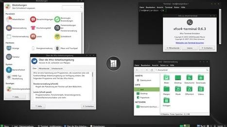 Release 4.12 des Linux-Desktops Xfce fast fertig | MyWebWall | Scoop.it