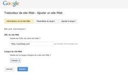 Comment permettre à vos visiteurs de traduire votre blog WordPress | Les outils du Web 2.0 | Scoop.it