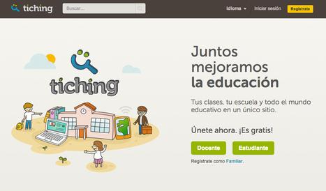 El Blog de Educación y TIC - Tiching   Recursos per a Profes   Scoop.it