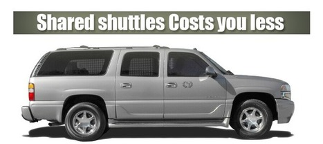 A guide to Shared Shuttle Decorum | Gainesville Airport Shuttle | Scoop.it