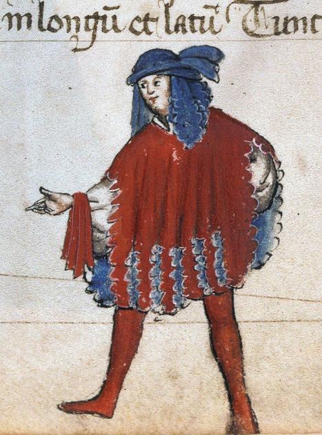 L'habit fait-il le moine ? La mode au Moyen-Age | L'observateur du patrimoine | Scoop.it