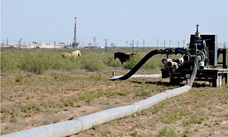 Selecting gas over water -Fracking depleting water supplies in America's driest areas. | Oven Fresh | Scoop.it