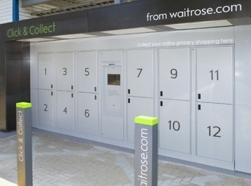 Waitrose's click and collect lockers get field trial | What's in an Omnichannel-Commerce everywhere | Scoop.it