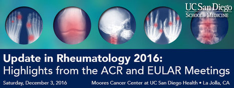 The Year in Rheumatology | CME-CPD | Scoop.it