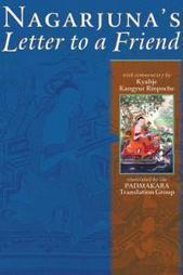 Nagarjuna's Letter to a Friend | promienie | Scoop.it