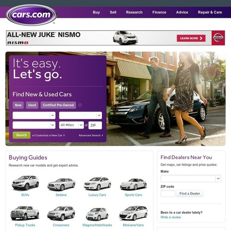 Top 29 Car Websites List | Top Websites List | Scoop.it
