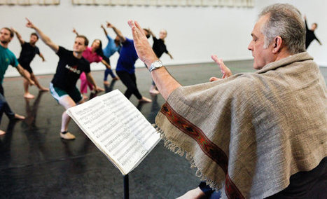 Mark Morris's 'Spring, Spring, Spring' Heads to Brooklyn Academy of Music | The Art of Dance | Scoop.it