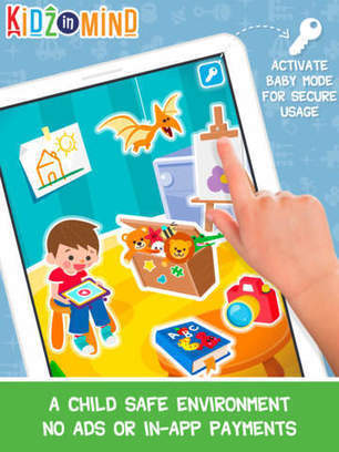 KidzInMind - App for Kids - A TOP PICK Virtual and Fun Learning Play Ground - Fun Educational Apps for Kids | Best Apps for Kids | Scoop.it