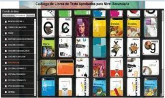 Catálogo de libros de texto nivelSecundaria   tania   Scoop.it