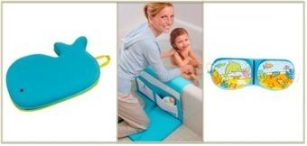 Le tapis de bain protège-genoux : pratique ou gadget ? | Puériculture Bébé | Scoop.it