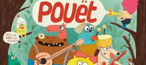 Drôlement ch'pouët, le disque pour enfants de François Hadji-Lazaro | La Musique en Médiathèque et ailleurs | Scoop.it
