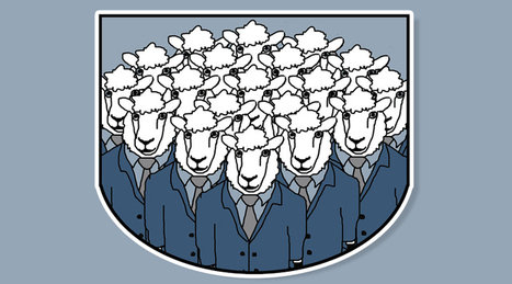 3 ways to stand out in a world of sheeple | Real Estate Plus+ Daily News | Scoop.it