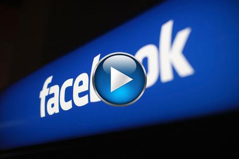 Facebook: La vidéoest le moteur n°1 du réseau en France ! | usages du numérique | Scoop.it