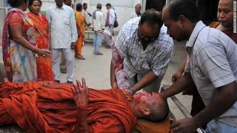 2 hurt in blasts at one of Buddhism's holiest sites in India - CNN | Buddha, Dhamma & Sangha | Scoop.it