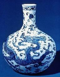 #093 ❘ VASE MING ❘ Chine | # HISTOIRE DES ARTS - UN JOUR, UNE OEUVRE - 2013 | Scoop.it
