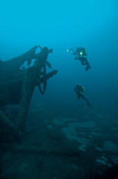 Thunder Bay Wrecks near Alpena a Northern Michigan Diving Destination - MyNorth.com | Motor City Scuba | Scoop.it