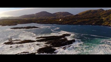 VIDEO: Dramatic drone footage takes Wild Atlantic Way to new heights - Independent.ie | Destination Marketing Management | Scoop.it