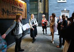 « Unseen Tours » : à Londres, les SDF sont les guides | Insolite DD | Scoop.it