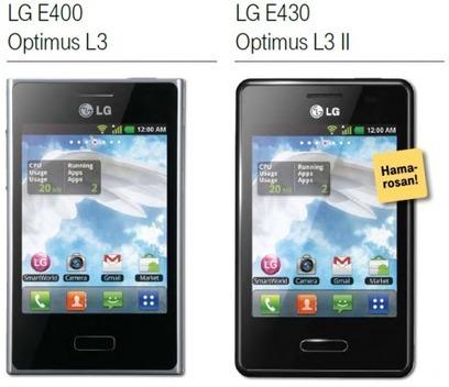 LG Optimus L3 II - Le mobile entrée de gamme dévoilé ...   Mobile & Magasins   Scoop.it