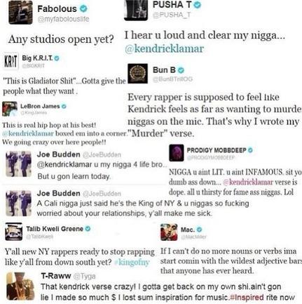 "Rap Radar :: New Music: Big Sean Ft. Kendrick Lamar x Jay Electronica ""Control"" | Kendrick Lamar's ""Rant"" | Scoop.it"