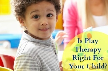 Is Play Therapy Right For Your Child? - Babble | Counselling | Scoop.it