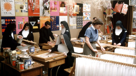 How a Screenprinting Nun Changed the Course of Modern Art | Painting | Scoop.it