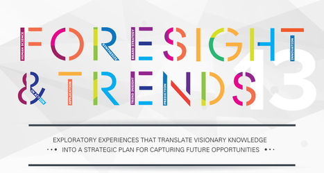 Foresight & Trends 2013 | Future Ideas | foresighting | Scoop.it