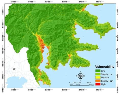 Integration of Spatial Analysis for Tsunami Inundation and Impact Assessment | Geospatial Pro - GIS | Scoop.it