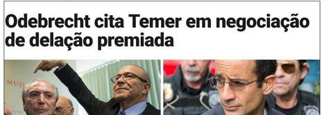 ODEBRECHT IMPLODE TEMER COM ENTREGA DE R$ 10 MILHÕES EM DINHEIRO VIVO | LuisCelsoLulaX | Scoop.it