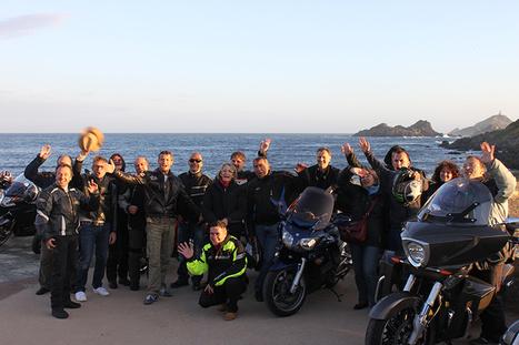 Vivez la 3e édition des Motards du Tourisme en Corse ! (Vidéo)   Voyages et balades à moto   Scoop.it