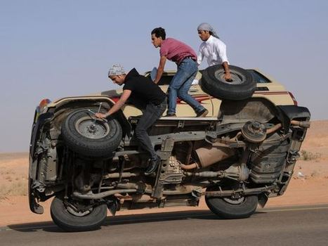 Drifting Banned in Saudi Arabia as More and More Die | Cool Geography | Scoop.it