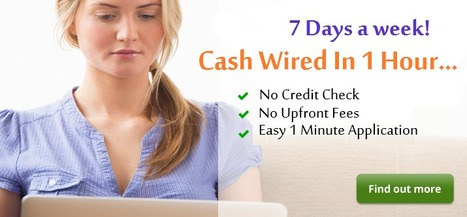 1 Hour Loans- Bad Credit Loans- One Hour Payday Loans | One Hour Payday Loans | Scoop.it