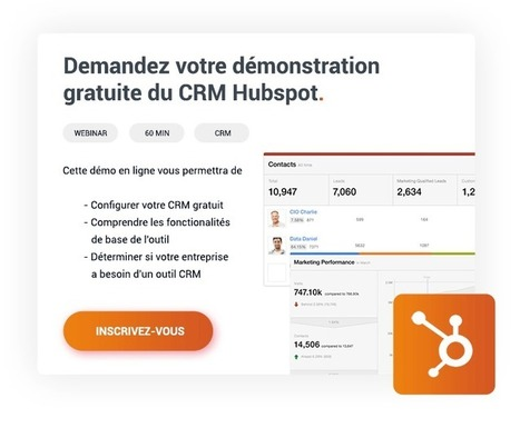 Comment le Growthbot Hubspot va changer votre vie de responsable marketing | Curation : quoi de neuf autour du marketing digital ? | Scoop.it