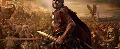 Armamento de las Legiones Romanas: Máquinas de Guerra (Parte IV) | LVDVS CHIRONIS 3.0 | Scoop.it