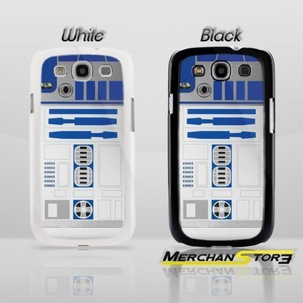 Star Wars R2D2 Samsung Galaxy S3 Case | Samsung Galaxy S3 Case | Scoop.it