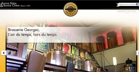 Google+ Local : Ajoutez une visite virtuelle 360° sur votre fiche Google Map comme la Brasserie Georges | Astuces numériques des pros du tourisme du Rhône | Scoop.it