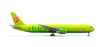 Russia's S7 Airlines eyes all narrowbody fleet | ATWOnline | Allplane: Airlines Strategy & Marketing | Scoop.it
