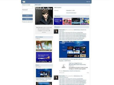 Web Auditor | VK on Best Web Advertising | Best Online Shop Top Search Marketing | Scoop.it