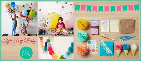 Birthday Decorations Online | online shopping | Scoop.it