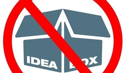 Pourquoi il faut arrêter les «boîtes à idées»! | Innovation & Data visualisation | Scoop.it
