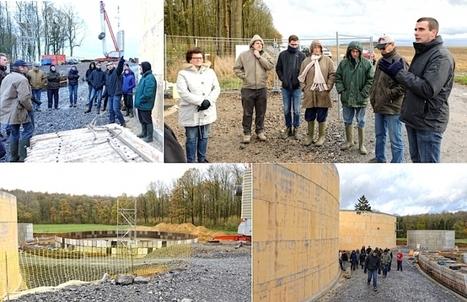 Centrale de biométhanisation d'Ochain Énergie. Portes ouvertes du dimanche 20 novembre - Tinlot   Biométhanisation   Scoop.it