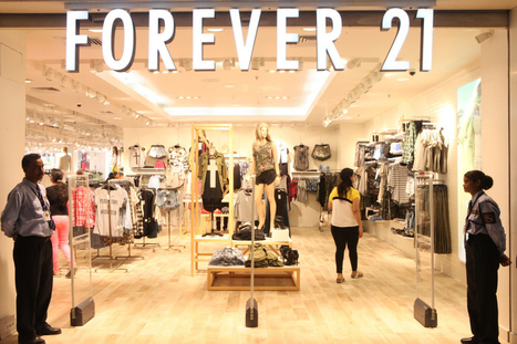 Actress Yaami Gautam launched the Forever 21 store | The Humming Notes | Scoop.it