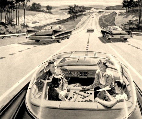 Driverless cars are a catch 22: we do none of the driving, but take all of the responsibility | Embodied Zeitgeist | Scoop.it